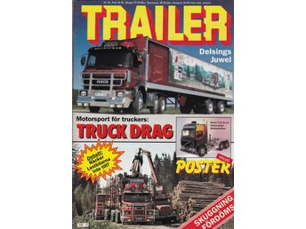 Trailer 1983-10 Truck Dragracing..Svempa..White.Iveco