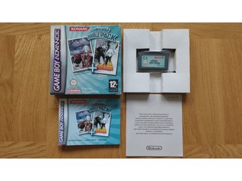 GBA/Game Boy Advance: Castlevania Double Pack Aria of Sorrow Harmony