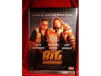DVD Big Lebowski (Jeff bridges, John Goodman, Julianne Moore, Ethan Coen)