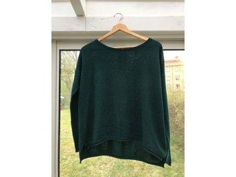 Sweatshirt med knytband i ryggen från MET and f.. (345324561