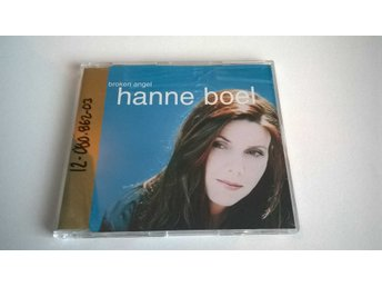 Hanne Boel - Broken Angel, CD