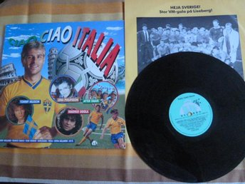 CIAO CIAO ITALIA, IT STARTED WITH A LOVE AFFAIR, LP, LP-SKIVA