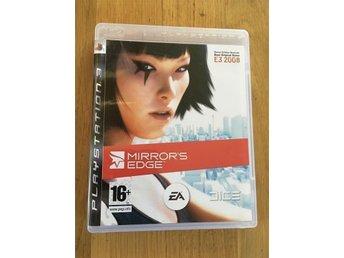 Mirror s edge PS3 utmärkt skick! Playstation 3 myrors mirror PS 3 - Ekerö - Mirror s edge PS3 utmärkt skick! Playstation 3 myrors mirror PS 3 - Ekerö