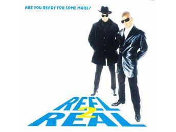 Reel 2 Real - Are You Ready For Some More? - 1996 - CD