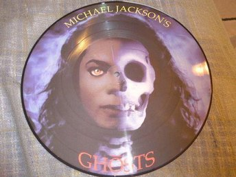Michael Jackson - Ghosts - PIC DISC