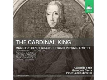 Cardinal King / Music For Henry Benedict Stuart (CD) - Nossebro - Cardinal King / Music For Henry Benedict Stuart (CD) - Nossebro