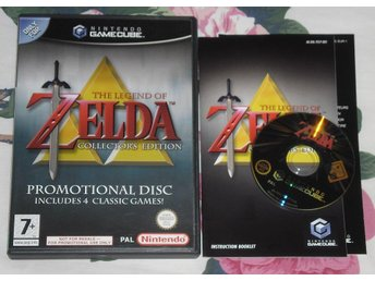 Nintendo GameCube: Zelda: Collector's / Collectors Edition
