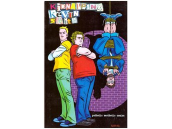 Kidnapping Kevin Smith GN (2011 PA Comics) #1 Rea 69sek!!!