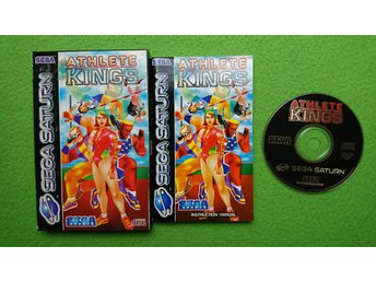 Athlete Kings KOMPLETT Sega Saturn
