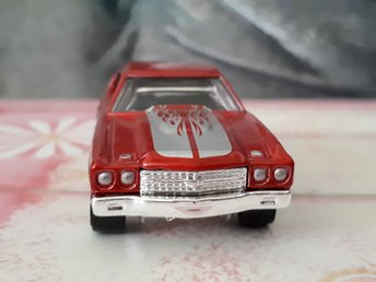 1970 Chevrolet Chevelle Hot Wheels 1:64 - Karlskrona - 1970 Chevrolet Chevelle Hot Wheels 1:64 - Karlskrona