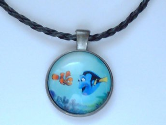 Finding Nemo Fisk Halsband / Fish Necklace