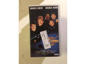 Navy seals/Charlie Sheen/Michael Biehn/VHS