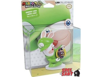Mario + Rabbids Kingdom Battle Rabbid Luigi 8cm