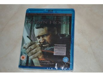 Robin Hood Directors Cut (2010) Film Bluray Nyskick