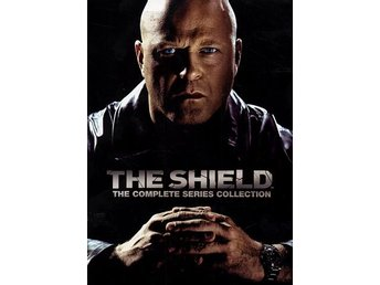 The Shield / Complete collection (28 DVD)