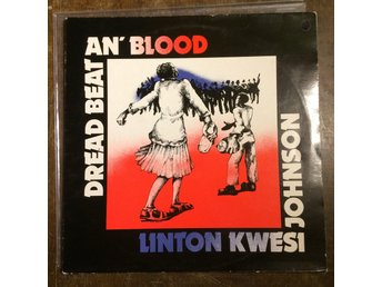 Javascript är inaktiverat. - Odensbacken - Linton Kwesi Johnson - Dread beat an' blood LPVirgon records 1981 (VX1002)Låtinnehåll:Sid ADread Beat An' BloodFive Nights Of BleedingDoun Di RoadSong Of BloodSid BIt Dread Inna Inglan (For George Lindo)Come Wi Goh Dung DehMan Free (For Da - Odensbacken