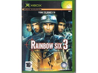 XBOX spel  Rainbow six 3