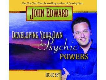 Developing Your Own Psychic Powers 6 CD Set 9781932128031
