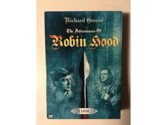 The Adventures of Robin Hood/2-disc/Richard Greene