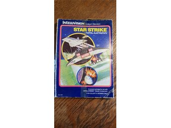 Spel till Intellivision - Star Strike
