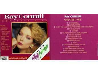 Ray Conniff, Greatest hits (CD)