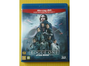 ACTION: ROGUE ONE_A STAR WARS STORY 3D & 2D & BONUS  *  NYSKICK !