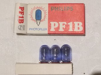 Philips Photoflux PF1B retro