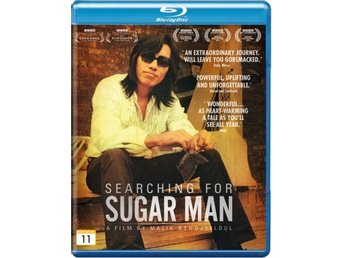 Searching for Sugar Man (Malik Bendjelloul, 2012) NY!