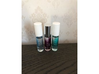3st Clean parfym 5ml rollerball! Skin, fresh laundry & shower fresh.