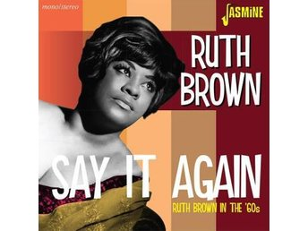 Brown Ruth: Say It Again ( Bonus) (CD) - Nossebro - Brown Ruth: Say It Again ( Bonus) (CD) - Nossebro