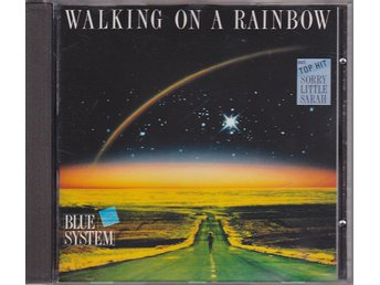 BLUE SYSTEM: Walking On a Rainbow 1987 RARE CD MEGA RECORDS
