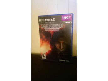 Playstation 2- Dirge of Cerberus Final fantasy VII - Horndal - Playstation 2- Dirge of Cerberus Final fantasy VII - Horndal