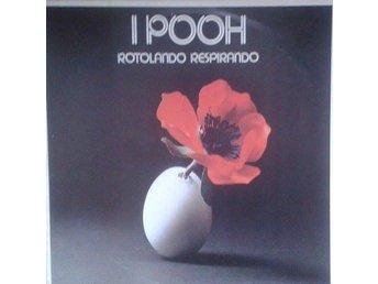 I Pooh titel* Rotolando Respirando *Pop Italy LP - Hägersten - I Pooh titel* Rotolando Respirando *Pop Italy LP - Hägersten