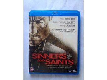 BluRay - Sinners And Saints - Kallinge - BluRay - Sinners And Saints - Kallinge