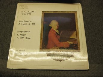 Wolfgang Amadeus Mozart-W.A. Mozart (1756 - 1791) - Nyköping - Wolfgang Amadeus Mozart-W.A. Mozart (1756 - 1791) - Nyköping