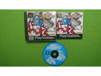 Megaman Battle & Chase KOMPLETT Playstation ps1 psone and