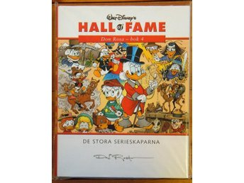** HALL of FAME  : Nr 16    ( Don Rosa  4 )   **