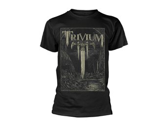 TRIVIUM BATTLE T-Shirt - Medium