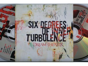 Dream Theater – Six Degrees Of Inner Turbulence – CD2