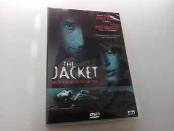The Jacket (2005) Ny DVD Reg.2, thriller, Adrien Brody, Keira Knightley