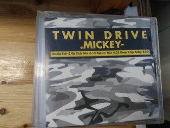 Twin Drive - Mickey, CDs