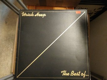 Uriah Heep - The Best Of..., LP