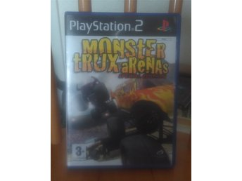 Monster Trux Arenas Special Edition till PS2