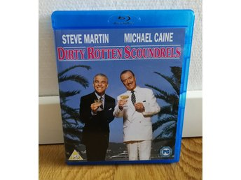 Dirty Rotten Scoundrels (1988) Steve Martin / Michael Caine