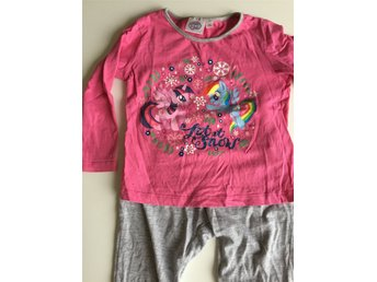 Pyjamas stl 98/104 MLP My little pony Rosa