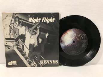 Kennys - Night Flight (GAS 503) MEGARARE