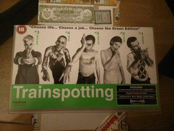 Trainspotting Widescreen