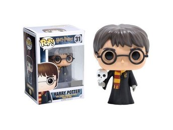 Funko POP! Harry Potter 31 - Harry Potter with Hedwig