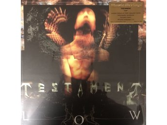 TESTAMENT - LOW NY 180G FÄRGAD LP LIMITED