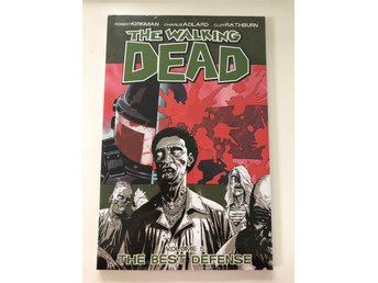 The walking dead Volume 5 The best defense av Robert Kirkman och Tony Moore